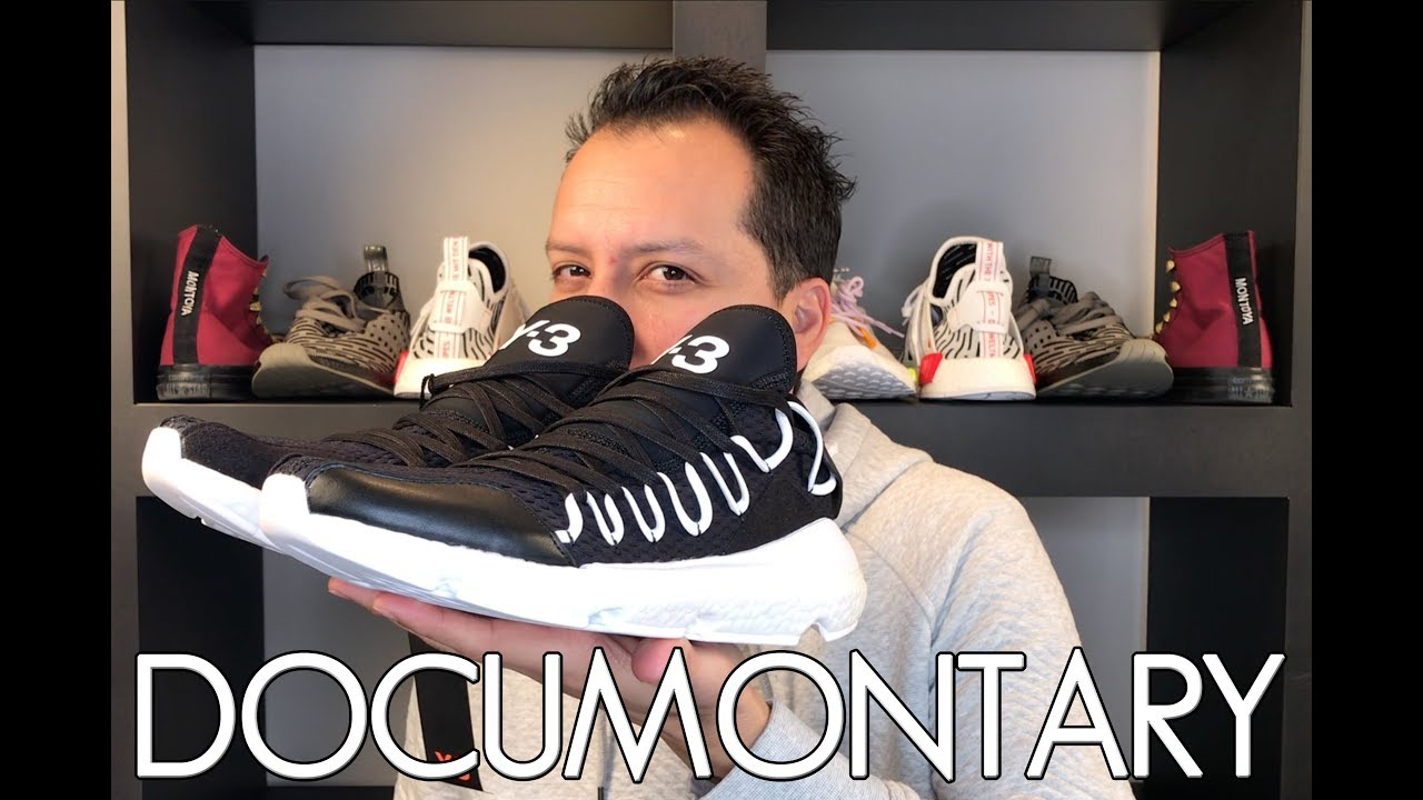 c256927a6 Adidas by Yohji Yamamoto Y-3 Kusari Review   On-Feet