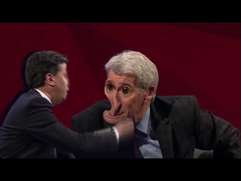 [YTP] Ed Miliband Unveils his War Plans on Live TV