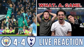ABSOLUTE SCENES!!😱 LA LIGA FANS REACTION TO: SPURS