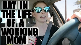 DAY IN THE LIFE OF A MOM OF 3 | DITL OF A WORKING MOM | WORKING MOM DAILY ROUTINE