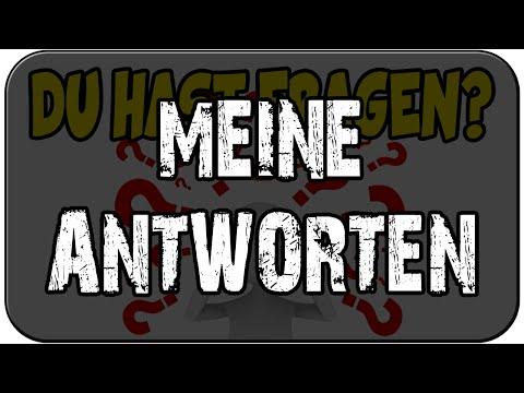 MEINE ANTWORTEN AUF EURE FRAGEN! | Frage & Antwort Special