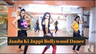 JADOO KI JHAPPI | Best for learners | Bollywood Dance | DIDSUPERMOM2