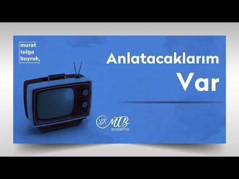 Murat Tulga Buyruk TV8 Anlatacaklarım Varda