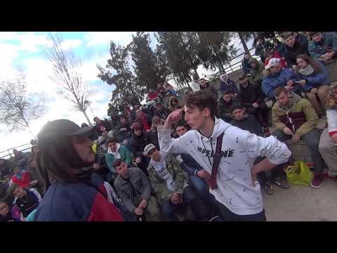 PINOXO vs JAVI - EBRE BATTLE VOL.3 TARRAGONA - Octavos