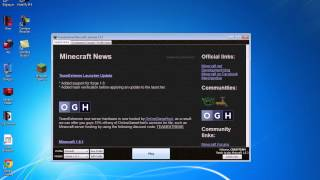 Minecraft Launcher (Team Extreme) Nasıl Yüklenir?