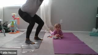 Toddler Yoga w/ Caitlin (class 2)