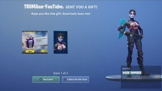 What Happens When You Try To GIFT A Fortnite item To Someone That Already Owns it?