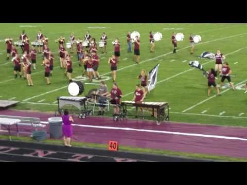 WCHS Marching Band 2016: Jekyll and Hyde