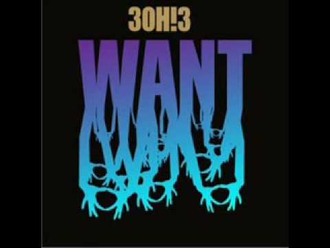 3OH!3 - Don't Trust Me (Clean)