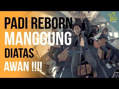Padi Reborn Vlog#14 - Manggung di ketinggian 15000 kaki