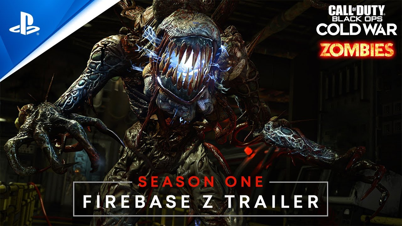 Call of Duty: Black Ops Cold War - Firebase Z Trailer | PS5, PS4