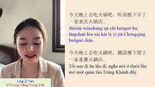 Chen laoshi và Ling Zi Yan dạy các bạn Các câu giao tiếp tiếng Trung thường gặp trong cuộc sống - P1