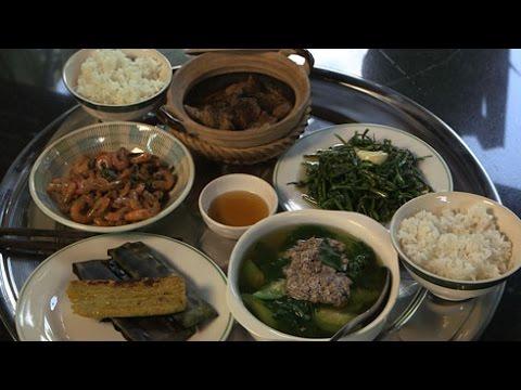 Vietnam's Healthy Cuisine