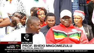 Prof. Bheki Mngomezulu on IFP leader Hlabisa's address