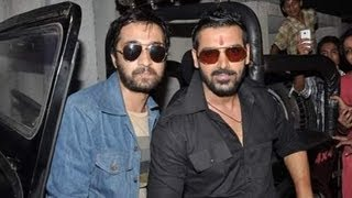 Shakti Kapoor's Son Siddhant Is A Future Superstar - John Abraham
