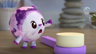 Малышарики - Шляпа Волшебника - серия 90 - обучающие мультфильмы для малышей 0-4 - про машинки