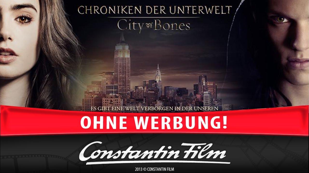 chroniken der unterwelt - city of bones film stream