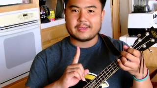 Intermediate Uke Tutorial - Is This Love (Bob Marley)