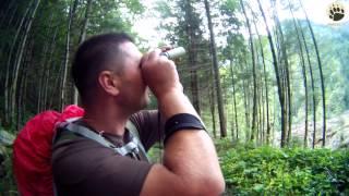 Автостопом в Карпаты...первый опыт 2 часть...bogomaz05
