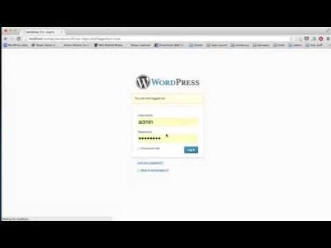 xampp + wordpress writable issue