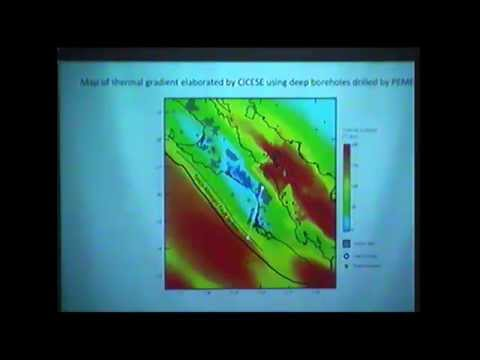 Crustal Thermal Anomalies in the Baja California Península and the Gulf of California