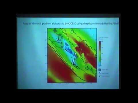 Crustal Thermal Anomalies in the Baja California Península and the Gulf of California