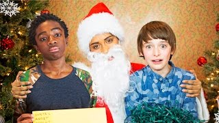 Download If Santa Was a Jerk (ft. The Kids of Stranger Things) Mp3 and Videos