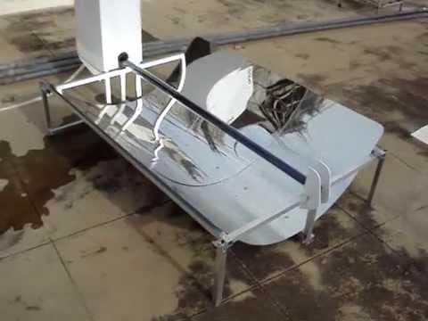 Solar Water Distiller Youtube