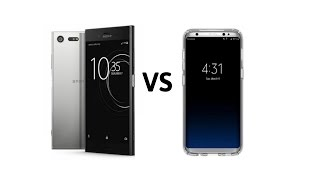 NEW Sony Xperia XZ Premium vs Samsung Galaxy S8 - Specs Review!