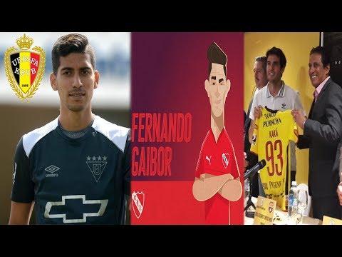 "CRACK ECUATORIANO A EUROPA | KAKÁ LLEGÓ A ECUADOR | FERNANDO GAIBOR ES DEL ""REY DE COPAS"""