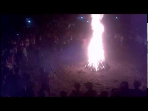 Quản trò vui nhộn lửa trại