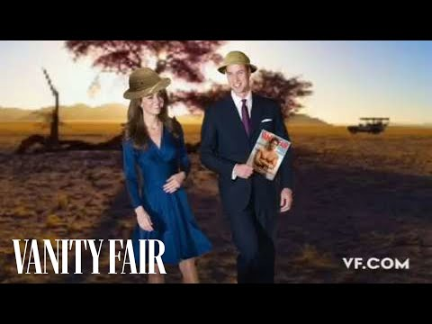 Where Did Prince William Propose To Kate Middleton Vanity Fairs