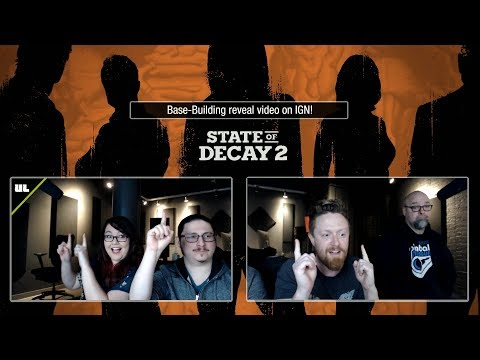 State of Decay 2 BASE BUILDING with Brian and Susan
