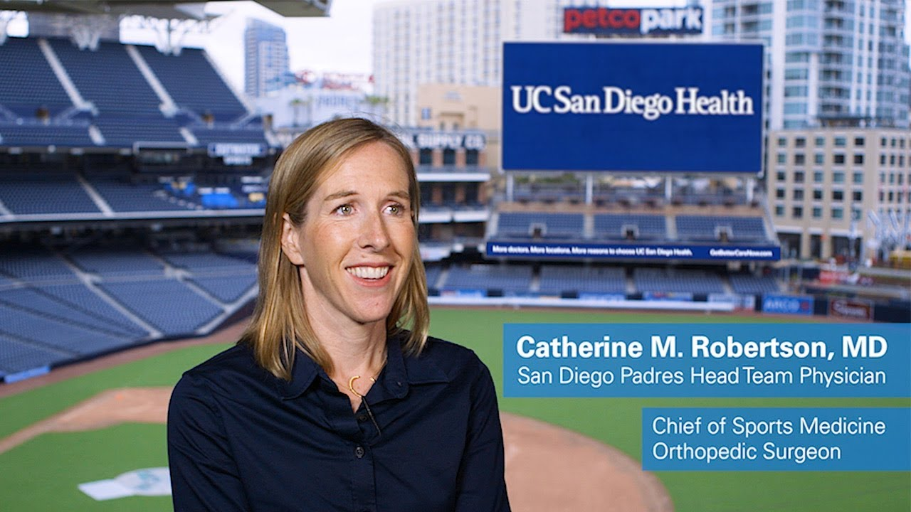 Catherine M  Robertson, MD - Orthopedics | UC San Diego Health