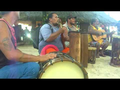 Polynesian Music and Dance in Moorea