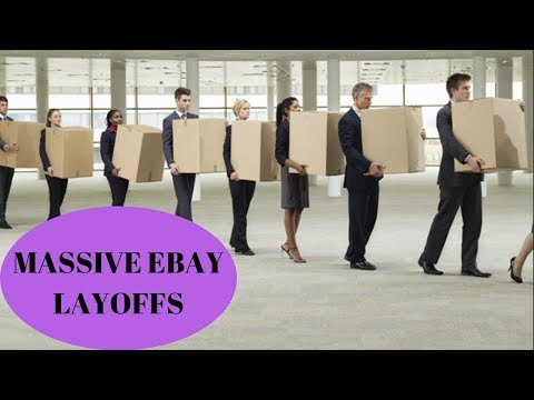 Ebay Layoffs + Stock Earnings