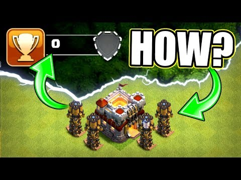 Thumbnail: 12 WORLD RECORDS THAT ALMOST SEEM IMPOSSIBLE!! - Clash Of Clans