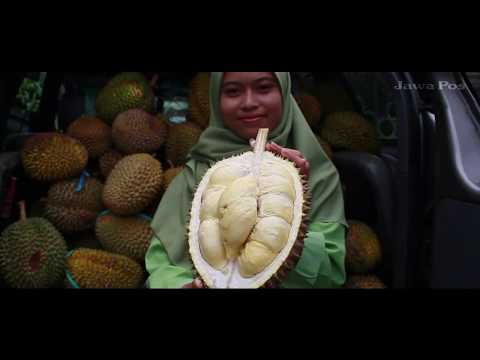 Jawa Pos Belah Durian Episode 21: Durian Bidadari Nganjuk