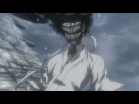 Afro Samurai: Afro vs Jinno (Original Full Theme - No Dialogue)