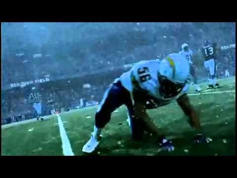 NFL NIKE Commercial – Live Nothing