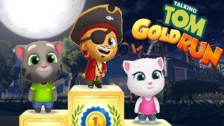 ТОМ ЗА ЗОЛОТОМ олимпийские игры ГОВОРЯЩИЙ ТОМ И ДРУЗЬЯ ГОВОРЯЩАЯ АНЖЕЛА мультик игра видео для детей