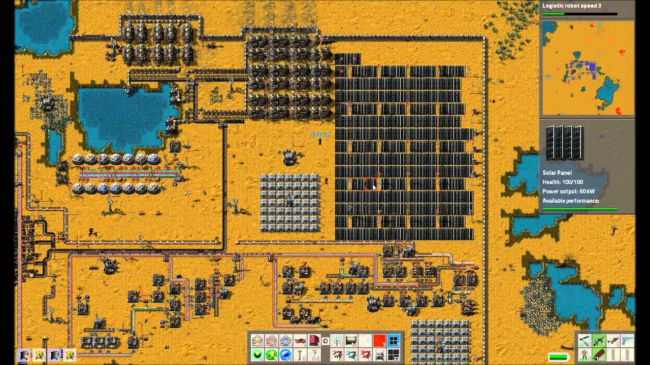 Factorio Episode 12 Blueprints Youtube