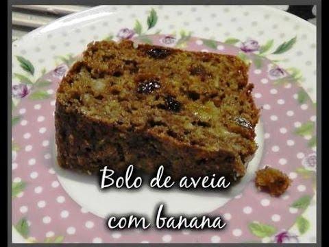 Resultado de imagem para bolo integral de banana
