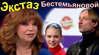 Плющенко ОБРАТИЛСЯ к Трусовой После ее Выступления на чемпионате России 2021