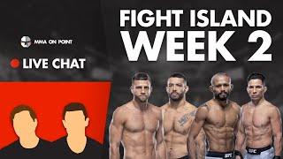 MMA On Point Live Chat: Dan Ige vs Calvin Kattar, Figueiredo vs Benavidez - 251 Fallout