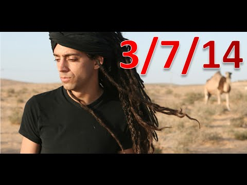 The Idan Raichel Project - Live @Tel Aviv 3/7/14 [HD]
