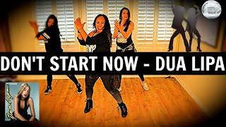 Baixar Dont Start Now - Dup Lipa Zumba Easy Dance Fitness Mixxedfit Ujam choreo