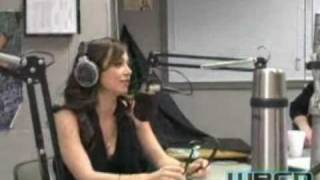 Eliza Dushku - WBCN 104.1 The Rock of Boston Radio Interview Part 2 Thumbnail