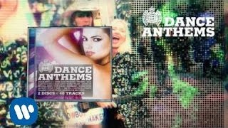 "MINISTRY OF SOUND presents ""DANCE ANTHEMS"" 40 Club hits on 2 CD set"