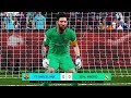 PES 2018 | goalkeeper MESSI vs goalkeeper RONALDO | Penalty Shootout | Barcelona vs Real Madrid